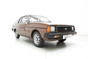 A Retro and Distinctive Datsun Sunny 140Y Coupe with Just 44,576 Miles From New
