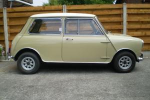 Morris Mini Cooper Mk2  Photo