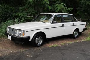 1985 VOLVO 240 DL ... 74,478 Original Miles