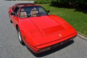 1989 Ferrari 328 GTS with 25084 original miles.