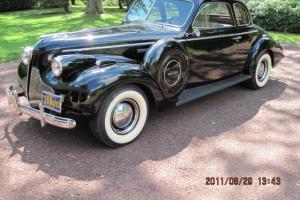 1939 BUICK CENTURY, MODEL 66S