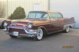 **Classic 1957 Cadillac Fleetwood 60 series**