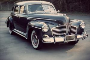 1941 Buick Special 4 door - completely original in every respect