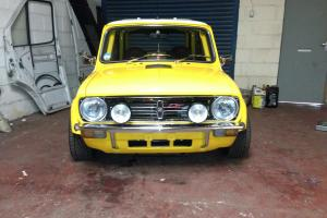 Mini morris  Yellow eBay Motors #321162167281