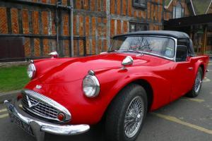 Ex Sir Harry Secombe Daimler SP250