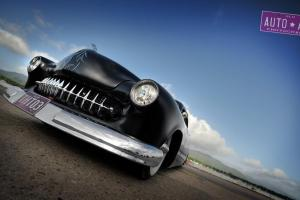 HOT ROD RAT ROD Mercury Coupe 1950