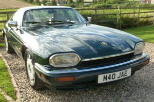 1995 JAGUAR XJ-S 4.0 CELEBRATION - 72,500miles