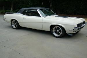 1969 Cougar Mercury Convertible Classic