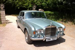 ROLLS ROYCE SHADOW 1, 1976, 52,000 MILES FROM NEW