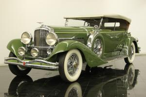 1932 Duesenberg Model J Tourster AACA Winner Stunning Restoration