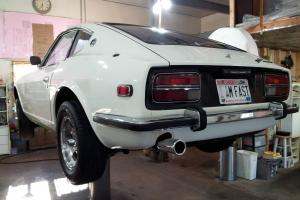 1972 Datsun 240Z Nice clean car