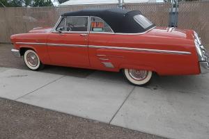 1953 Mercury Monterey Convertible - 100 year anniversary edition