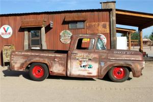 1959 Ford F-100 SHELBY TRIBUTE CUSTOM TRUCK Photo