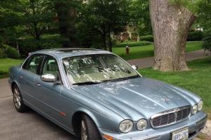 Jaguar : XJ Vanden Plas