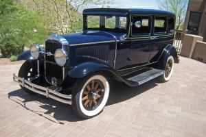 1931 Model 8-57 Sedan, Documeted Only 16,163 Original Miles 1930 Buick 1933 1932