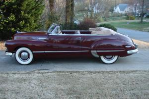 1946 Buick Super Convertible
