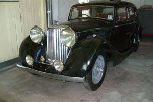 Jaguar Mkiv 1946