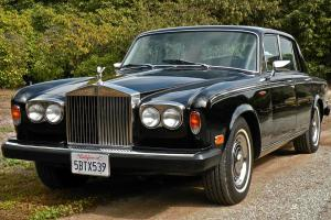 1980 Rolls-Royce Silver Shadow II Base Sedan 4-Door 6.7L w/ 38k original miles