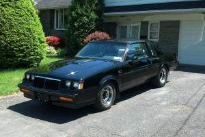 1986 Buick Regal Grand National Coupe 2-Door 3.8L