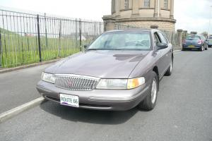 LINCOLN CONTINENTAL 4.6 32valve V8 FWD 1997 135500 Miles Taxed