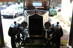 VINTAGE 1929 STANDARD SELBY 4 SEAT OPEN TOP TOURER 9HP