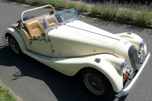 1988 MORGAN 4/4 ROYAL IVORY
