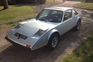 Clan crusader 1974 ( factory kit car )