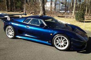 Noble M12-3R (2003) Navy Blue