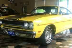 1970 Plymouth Roadrunner (383 4spd)