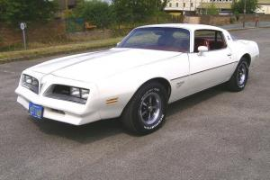 Unrestored 1978 Pontiac Firebird V8 49,600 Miles 2 Owners