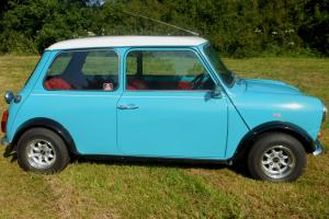 CLASSIC MINI 1969 SUBJECT TO AN EARLIER RESTORATION - EXCELLENT CONDITION