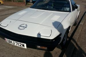 1980 TR7 CONVERTIBLE, 2.0 WHITE, RECENTLY RESTORED, LOVELY CONDITION
