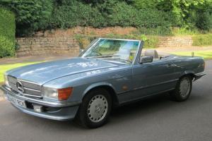 1986 Mercedes-Benz 300 SL R-107 Model Classic Soft-Top/HardTop Convertible. PX