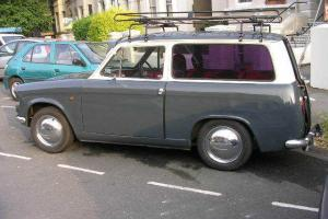 HILLMAN HUSKY 1961 MK2, 1.4 diesel/overdrive fully updated to modern standards