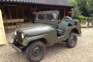 1970 WILLYS JEEP M3841
