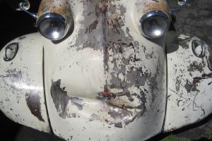 """1958 Messerschmitt KR201 """"Rat Rod"""""""
