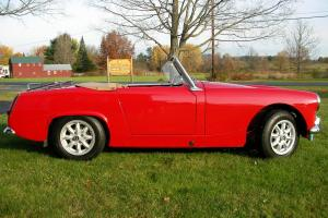 Austin Healey Sprite MK II Photo