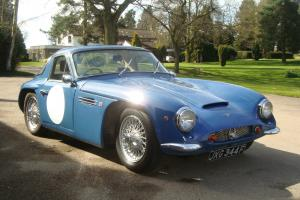 EXTREMLEY RARE 1968 TVR VIXEN S1 SHORT WHEEL BASE - GRANTURA BODY