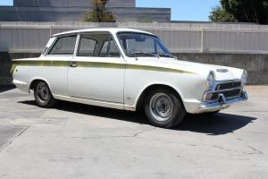 1965 Lotus Cortina MK1 Barn Find original California Lotus  Photo