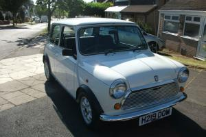 Rover MINI MAYFAIR 5,000 miles from new