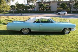 1964 Cadillac Convertible 2-Door 7.0L