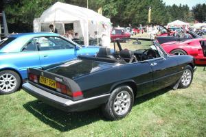 1987 Alfa Romeo Spider 2 Ltr Coupe