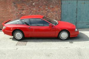 1987 RENAULT GTA V6 TURBO RED  Photo
