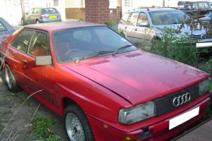 Audi ur quattro turbo rolling shell ideal 20v rr/3b/aby/aan conversion  Photo