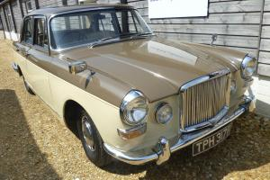 Vanden Plas 4L R Princess - Mot  Photo