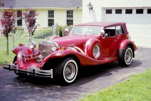 1983 Excalibur Phaeton Series IV Photo