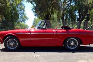 1967 Low Windshield Datsun Roadster - U20 upgrade -