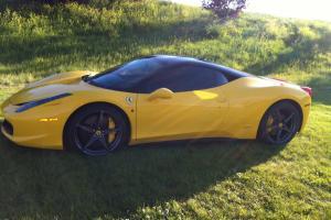 Ferrari : 458