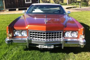 1973 Cadillac Eldorado Coupe