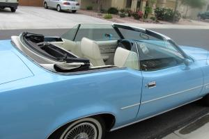 1973 Mercury Cougar convertible 351 clev. very good condition,many new parts.